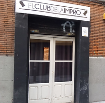 Local El Club de la Impro