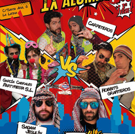Torneo Catch El Club de la Impro