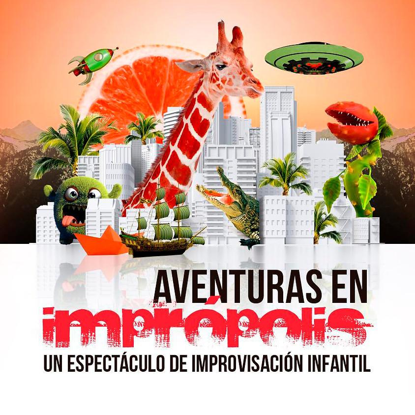 Aventuras en Imprópolis