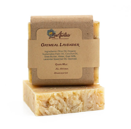 Lavender Bud Soap (Vegan, All Natural)