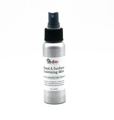 Hand & Surface Sanitizing Mist