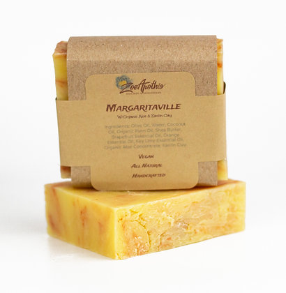 Margaritaville Handcrafted Soap (Vegan)