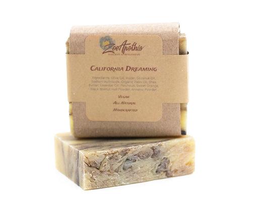 California Dreaming Soap (Vegan, All Natural)