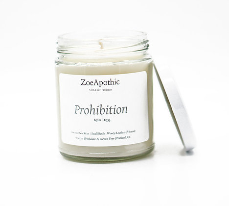 Prohibition Candle