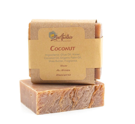 Coconut Soap (Vegan)