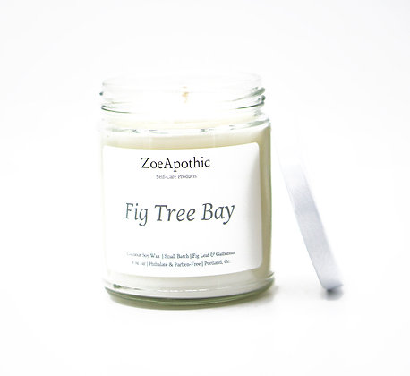 Fig Tree Bay Candle