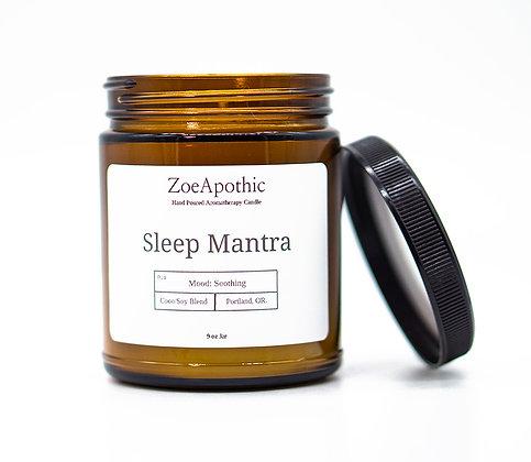 Sleep Mantra Candle