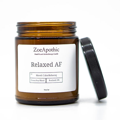 Relaxed AF Candle