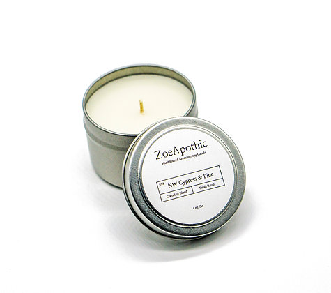 NW Cypress & Pine Candle
