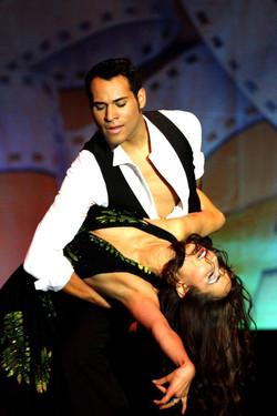 Justina and Tony