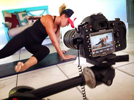 Personal Trainers in Kona, Tessa Van Wade Fitness Coach, The Fit Xchange Kona