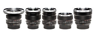 Zeiss ZF Full Range Lens Family