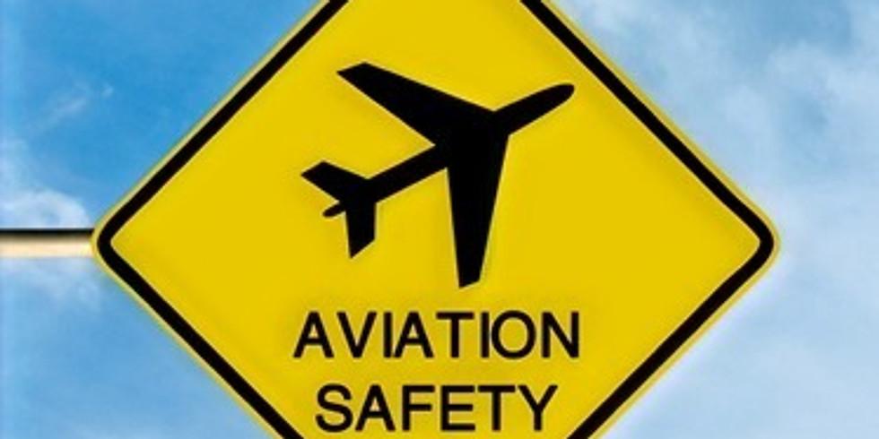 Aviation Safety Guest Speaker - John Murphy, Jan 19