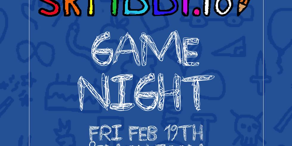 Scribbl.io Game Night