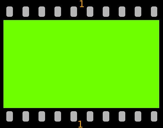 000 AAA 16-9AR-video-Filmstrip greenscre