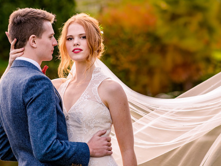Autumnal inspired styled shoot -The Barn at Upcote