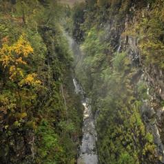 Corrieshalloch Gorge, Ullapool