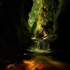 The Devils Pulpit, Loch Lomond