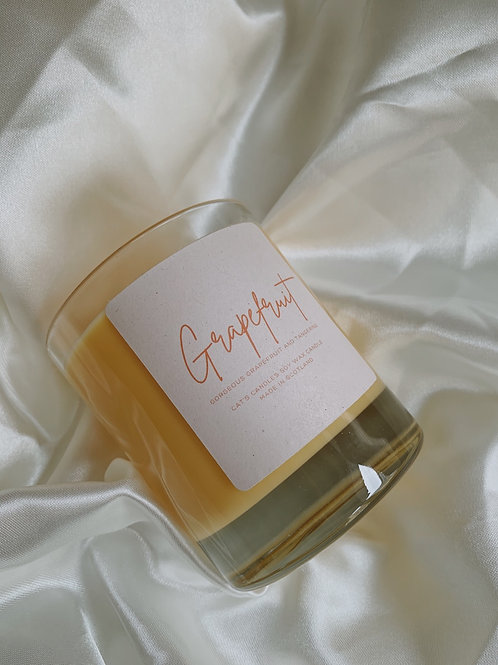 Grapefruit Orange Candle