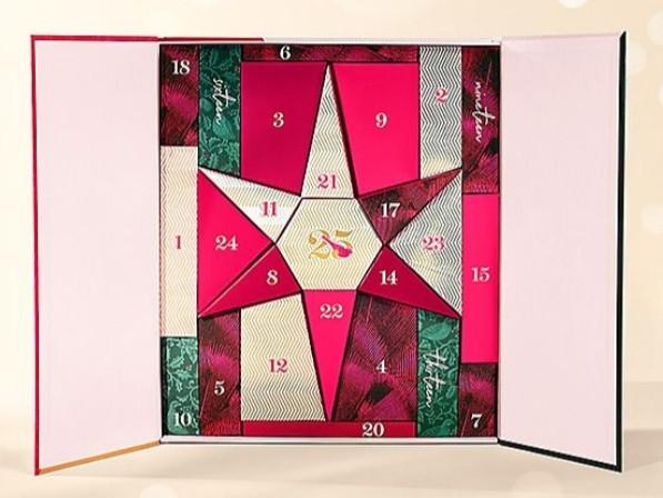 Marks and Spencer Christmas Advent Calendar 2019