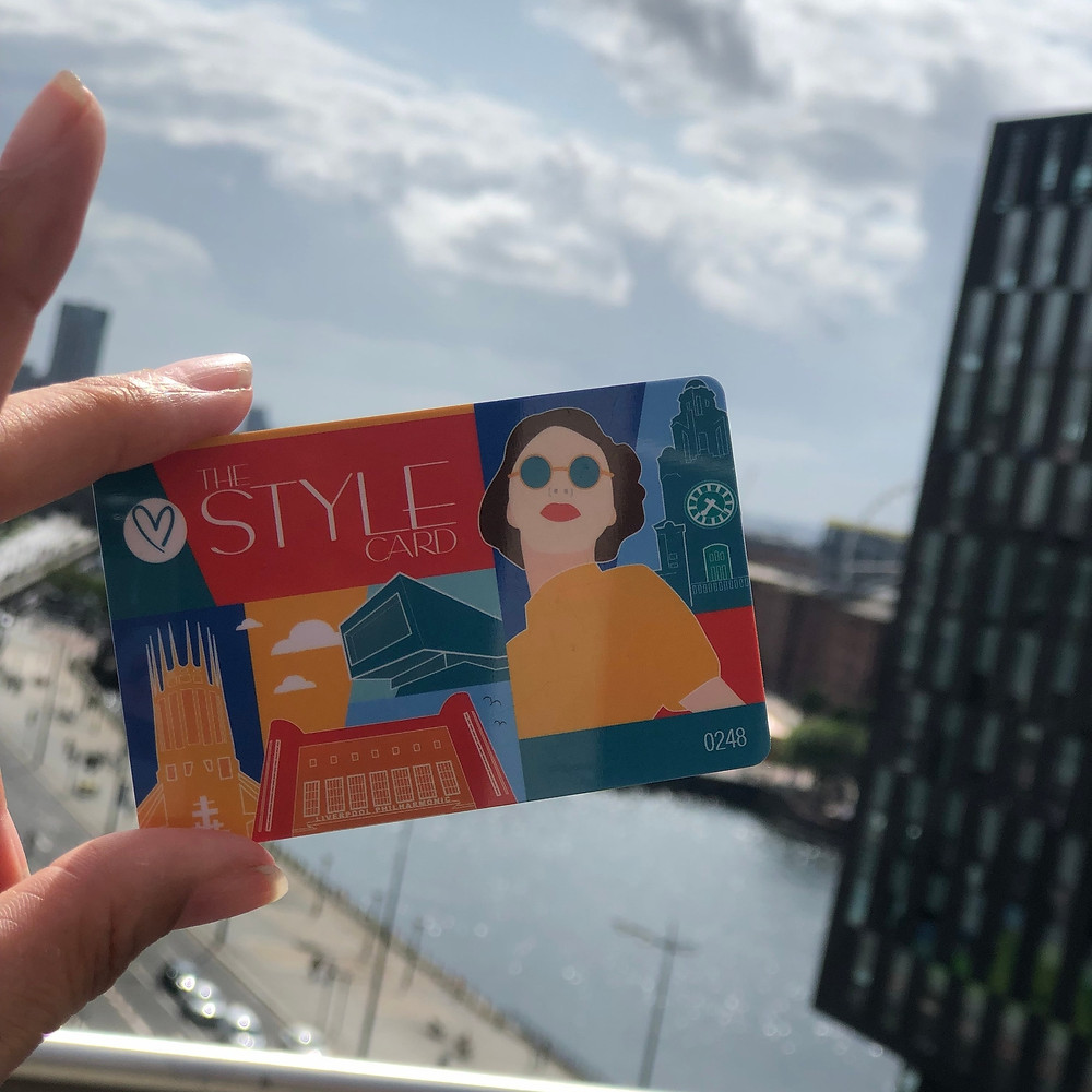 The Style Card