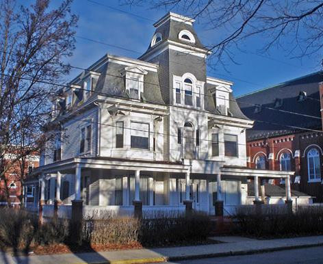 St. Andre's Rectory, Biddeford ME