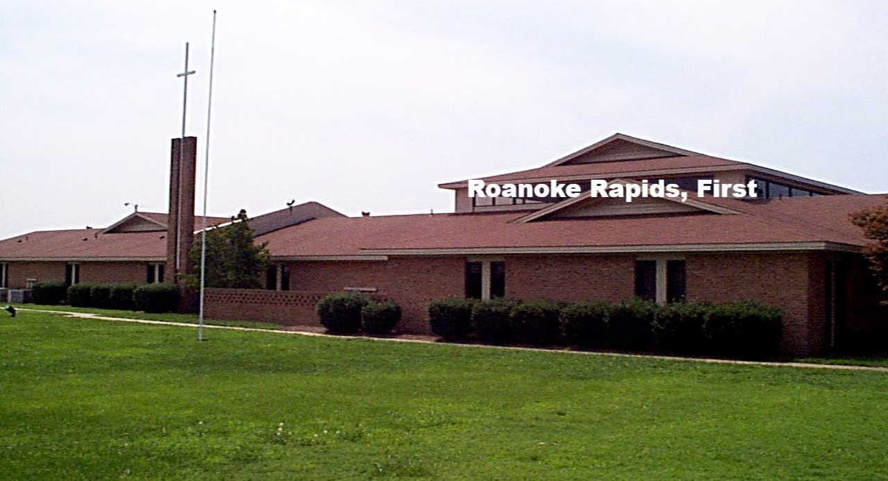 Roanoke Rapids First