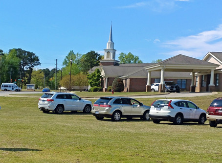 Arlington Drive-in Church