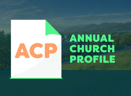 ACP: It's That Time Again