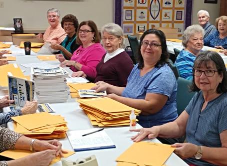 Office Ministry Volunteers
