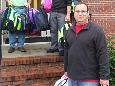 Appalachian Regional Backpack Ministry