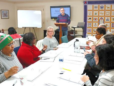 Biblical Counselling Class