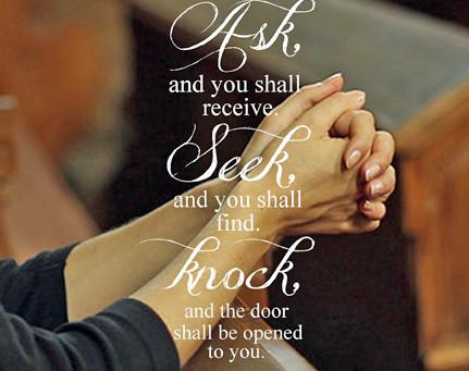 Pulling Ticks and Praying Through