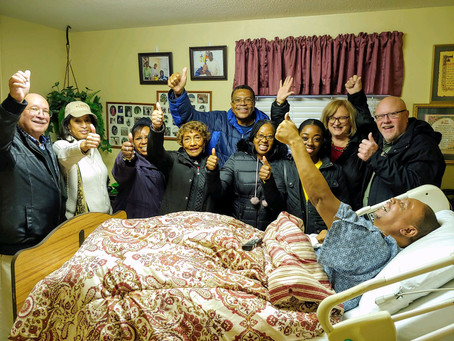 Fruitland Graduates Share the Gospel in Nursing Home Ministry