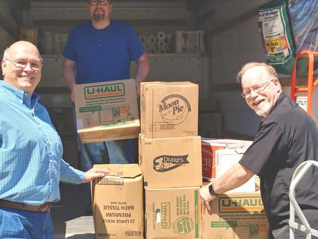 Baptist Children's Homes Food Roundup
