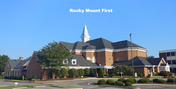 Rocky Mount First