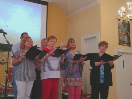 A Sing-a-bration Service