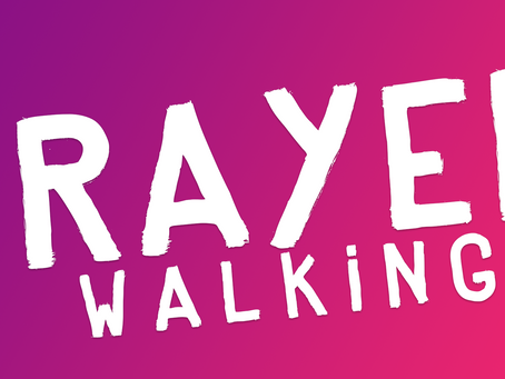 Prayer-Walking Churches