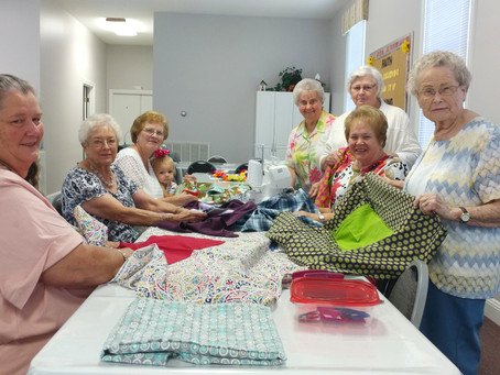Community Center Sewing Ministry