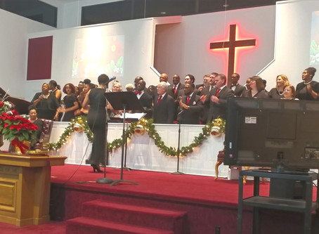 Churches Worship Together in Community Cantata