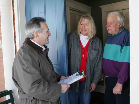 Door-to-door Neighborhood Outreach
