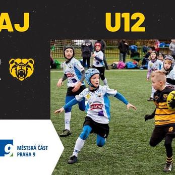 Praga v neděli hostí turnaj U12