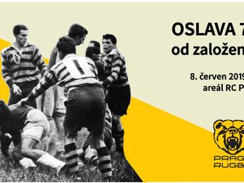 Program nadcházejících Oslav 75 let Pragy