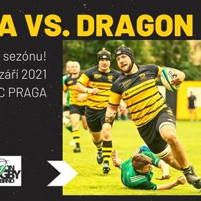 Praga - Dragon již zítra