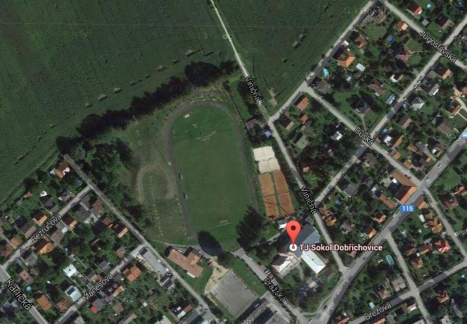 Sokol Dobřichovice (Google Maps)