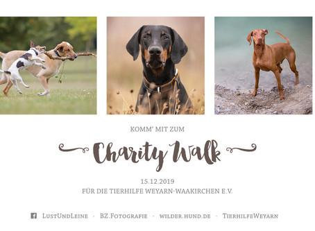 Unser CharityWalk im Dezember 2019