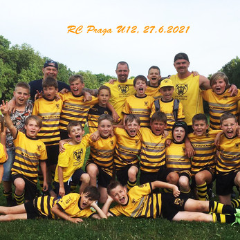 Pragováci U12 vyhráli závěrečný turnaj sezony