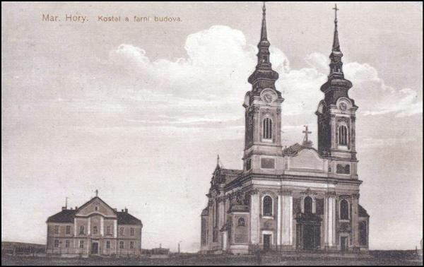 Kostel Panny Marie Královny byl svědkem dalšího ragru...