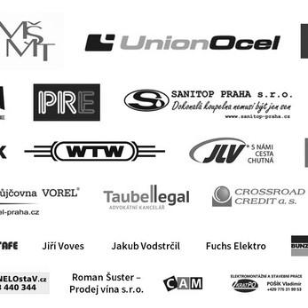 Výhody pro členy od našich sponzorů