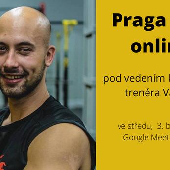 Cvičíme online i ve středu!